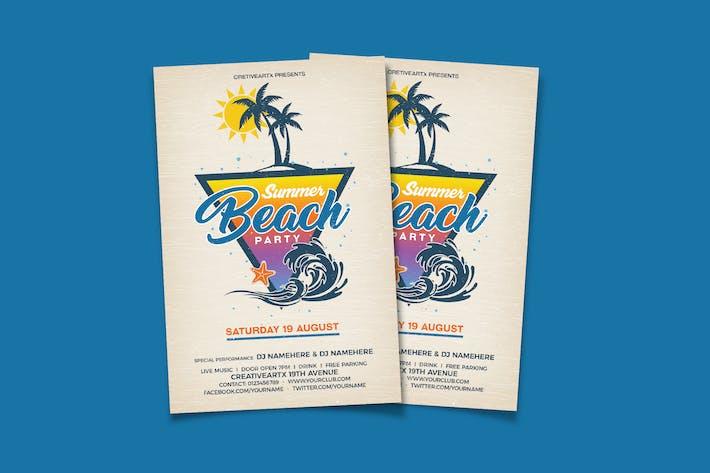 Thumbnail for Fête de plage d'été