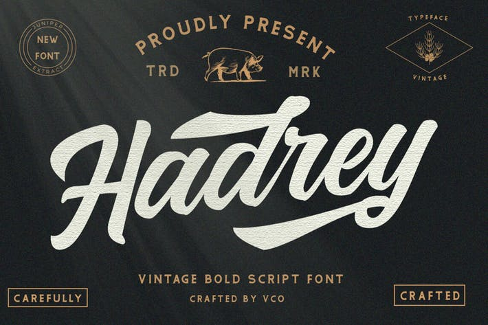 Thumbnail for Hadrey