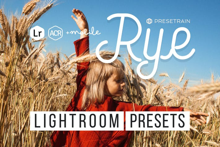 Thumbnail for Rye Lightroom & ACR Presets