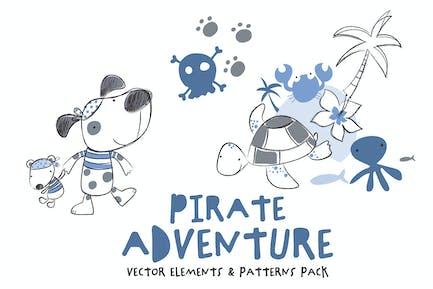 Piraten-Abenteuer-Paket