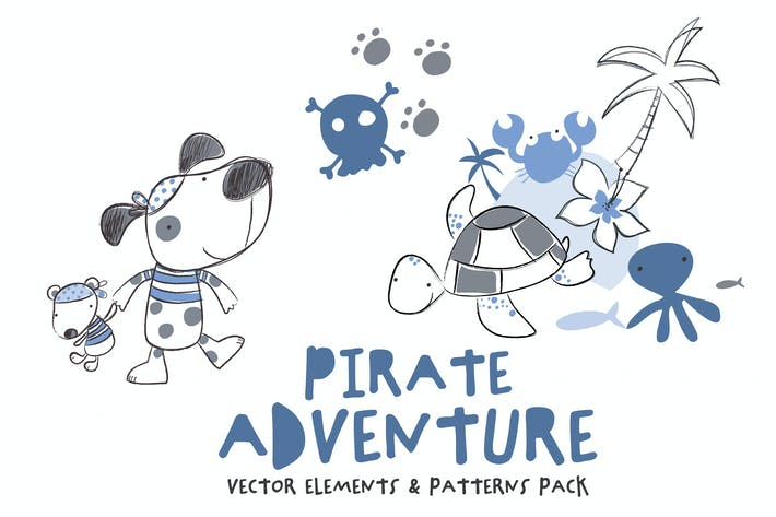 Thumbnail for Pirate Adventure Pack