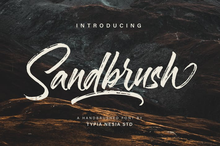 Thumbnail for Sandbrush