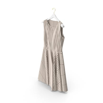 Kleid auf Kleiderbügel
