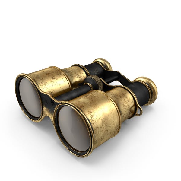 Cover Image for Vintage Binoculars