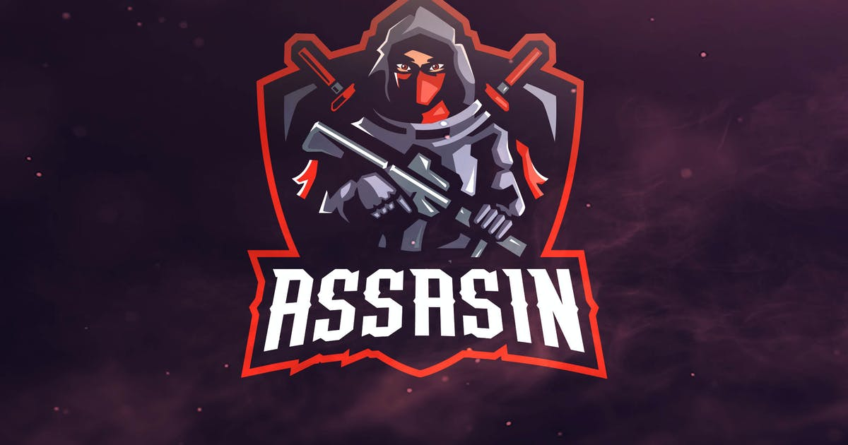 Download Assasin Sport and Esports Logos by ovozdigital