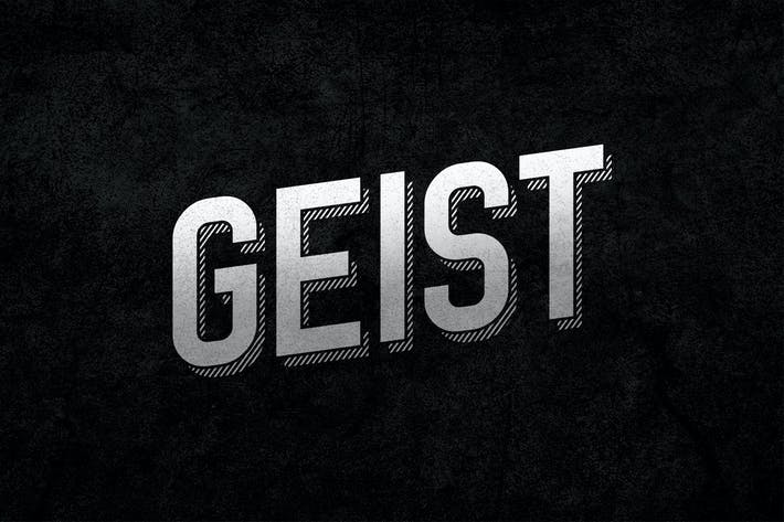Thumbnail for Geist Typeface