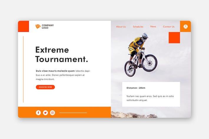 Thumbnail for Downhill Tournament Web Header