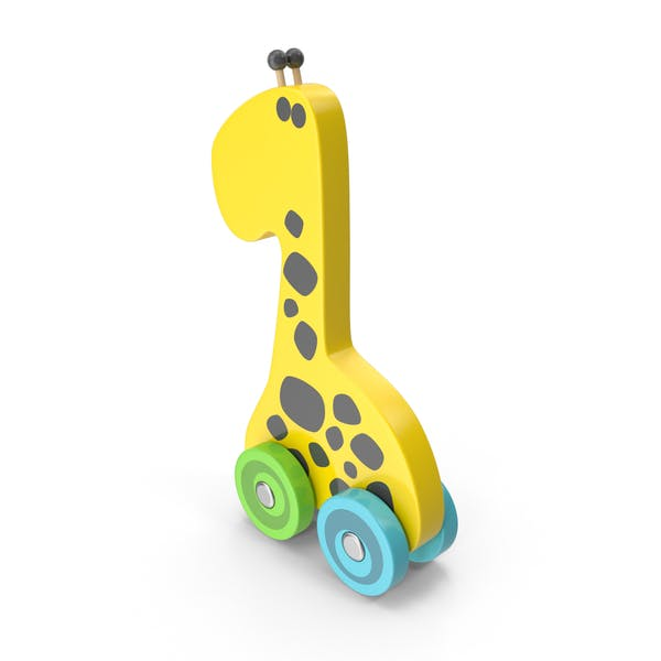 Thumbnail for Giraffe Toy