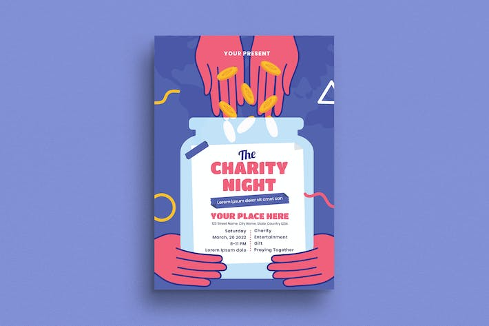 Thumbnail for Charity Flyer