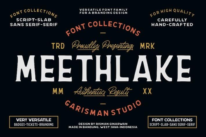 Thumbnail for Meethlake | Police Vintage