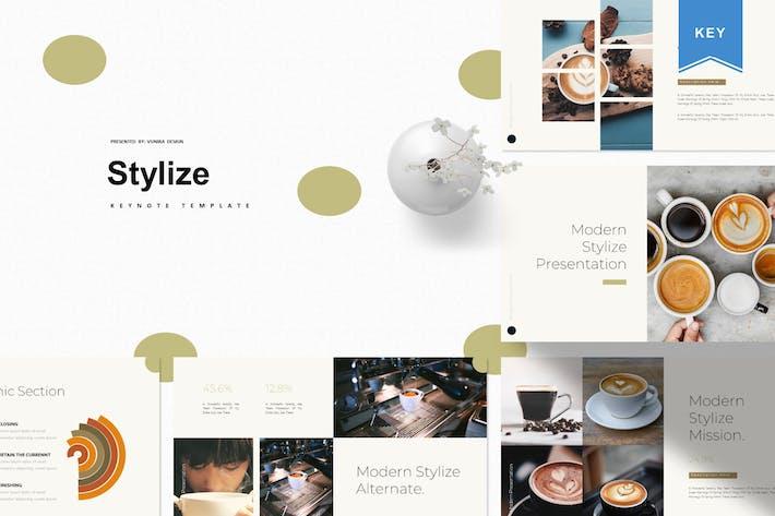 Stylize | Keynote Template