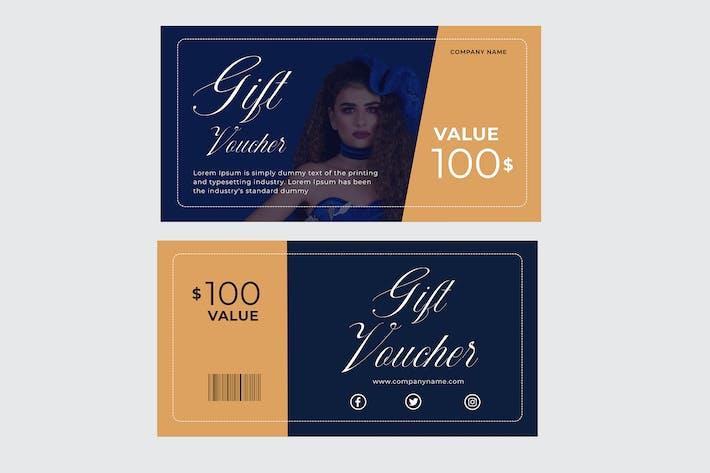 Thumbnail for Simple -e  Voucher Card