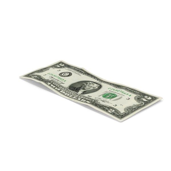 US 2 Dollar Bill