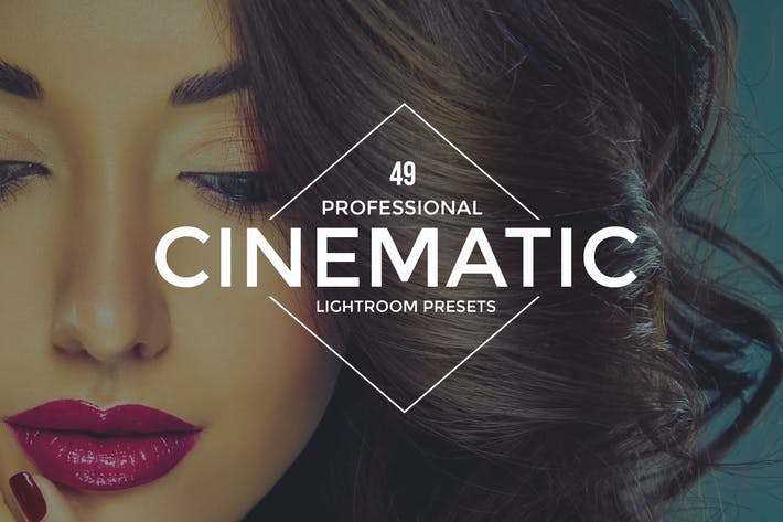 Cover Image For Cinematic Lightroom Presets