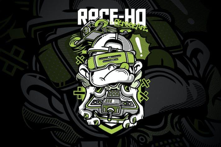 Thumbnail for QG de la course