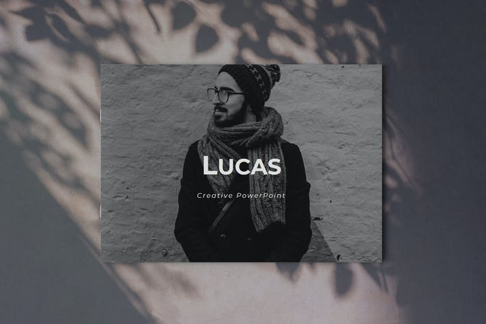 Lucas - Многоцелевая презентация Keynote докладов