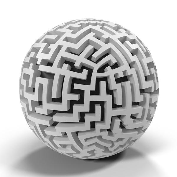 Thumbnail for Angular Maze