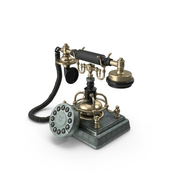 Retro Teléfono