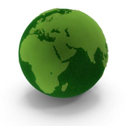 Grüne Graserde