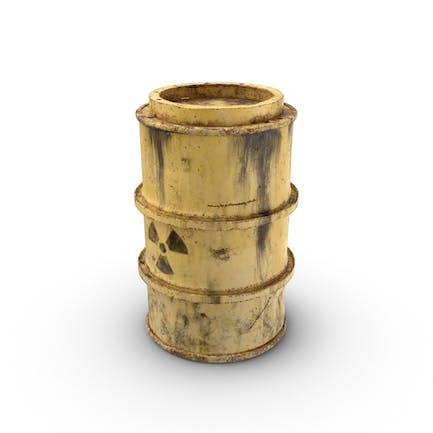Toxic Waste Drum