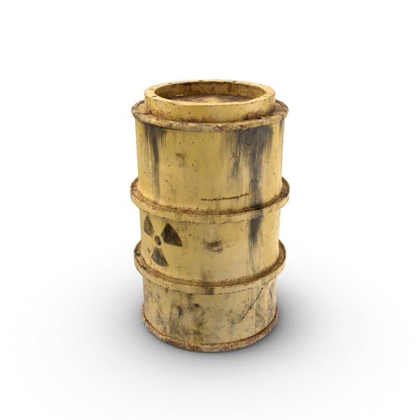 Барабан для токсичных отходов