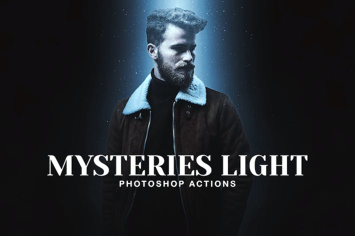 Thumbnail for Thriller Lights Photoshop Actions