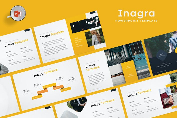 Thumbnail for Inagra - Powerpoint Template