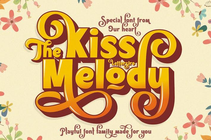 Thumbnail for Kiss Melody
