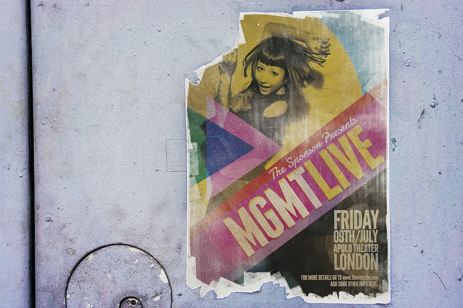 Download Urban Street Poster Mock-Up by itscroma