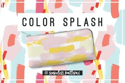 Color Splash Patterns