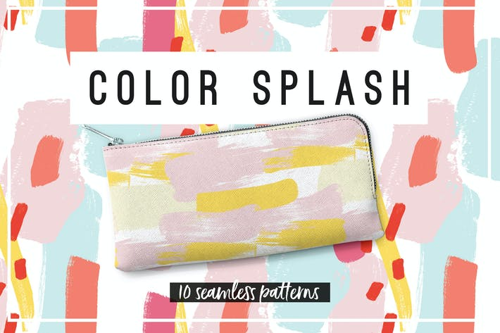 Thumbnail for Color Splash Patterns