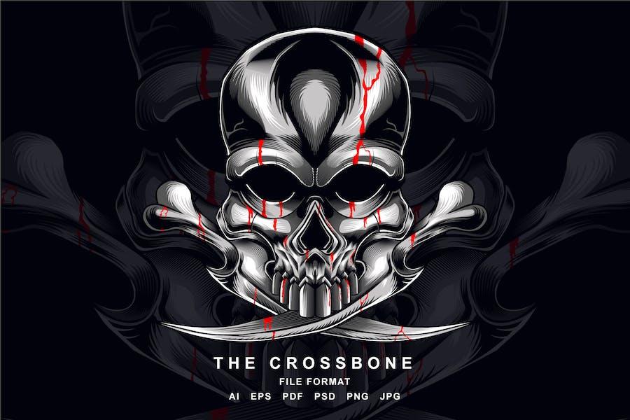 The Cross Bone