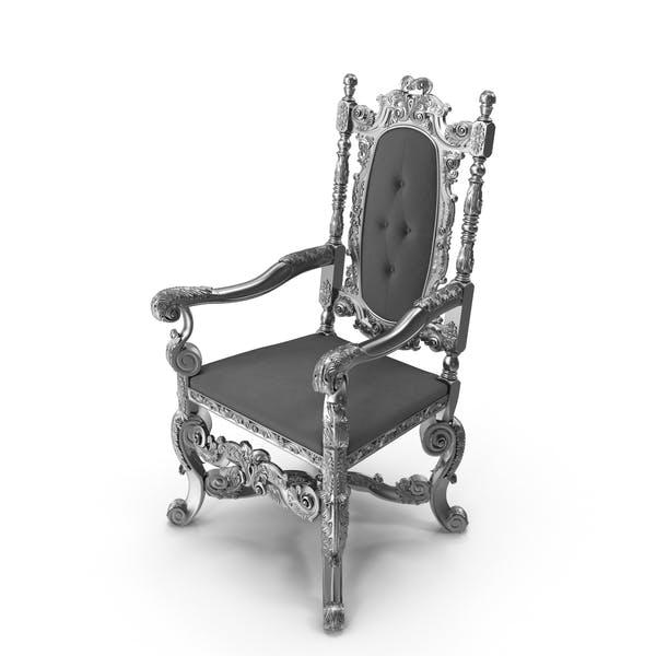 Cover Image for Барокко английское кресло