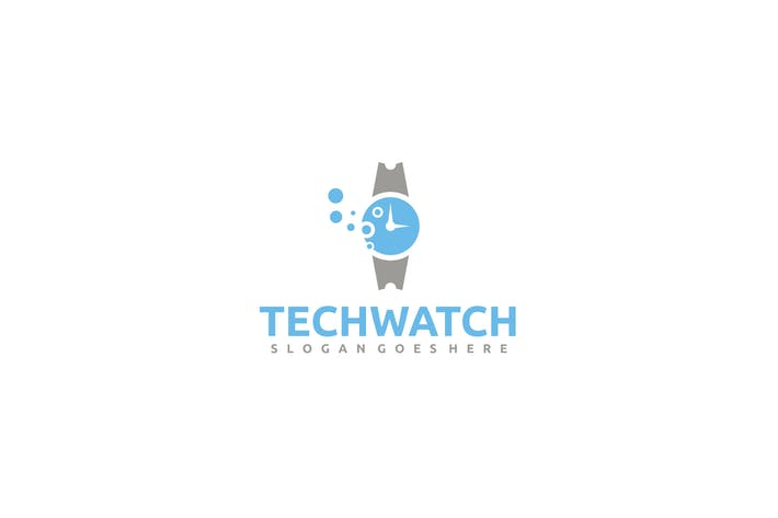 Thumbnail for Tech Watch Logo