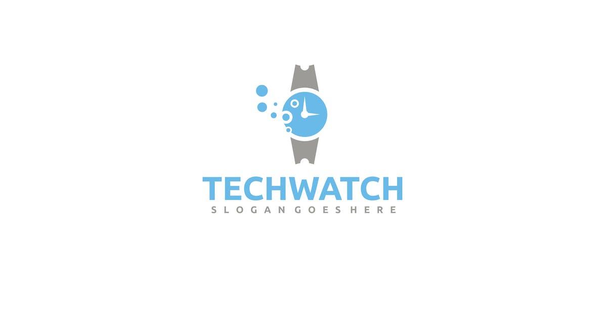 Download Tech Watch Logo by 3ab2ou