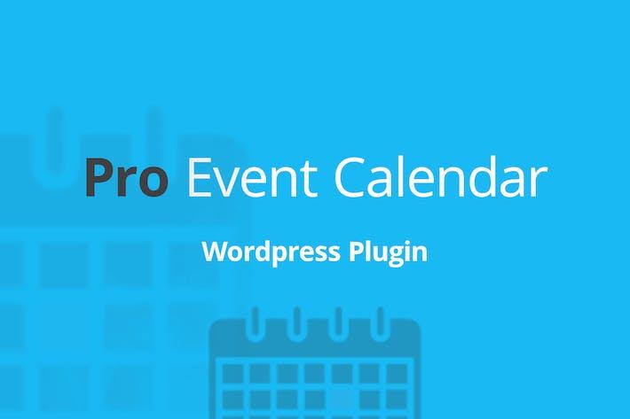 Thumbnail for WordPress Pro Veranstaltungskalender