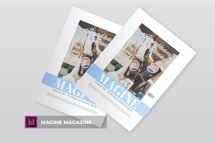 Magine | Modèle Magazine