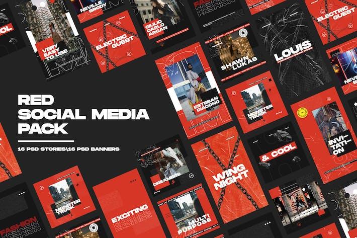 Thumbnail for Urban Social Media Pack