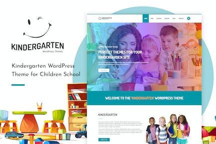 Kindergarten | HTML template