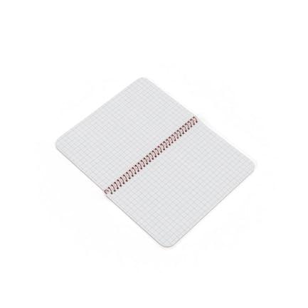 Open Graph Paper Notebook