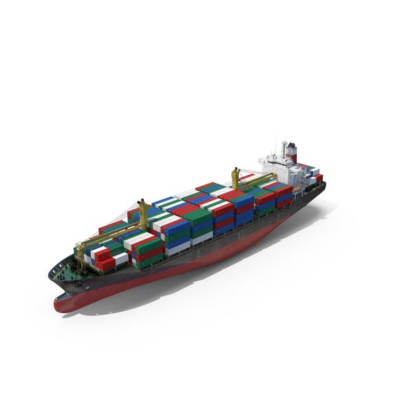 Thumbnail for Container Ship