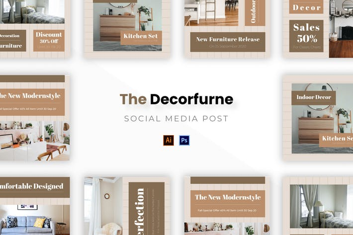Thumbnail for Decorfurne Socmed Pfosten
