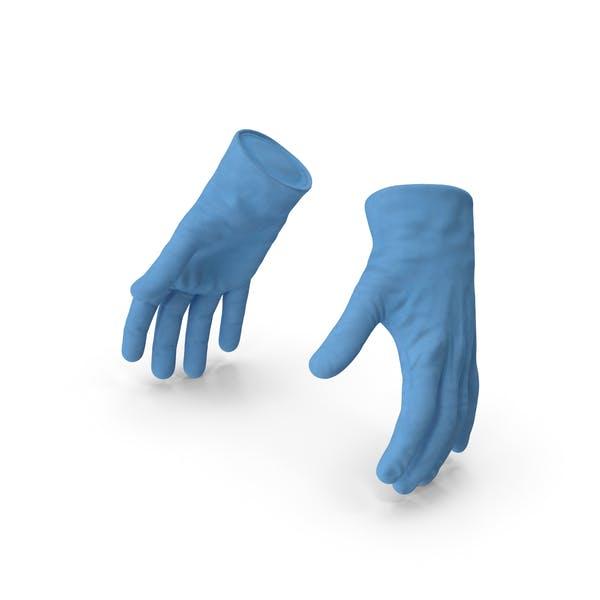 Medizinische Schutzhandschuhe
