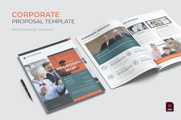 Corporate Pro | Proposal
