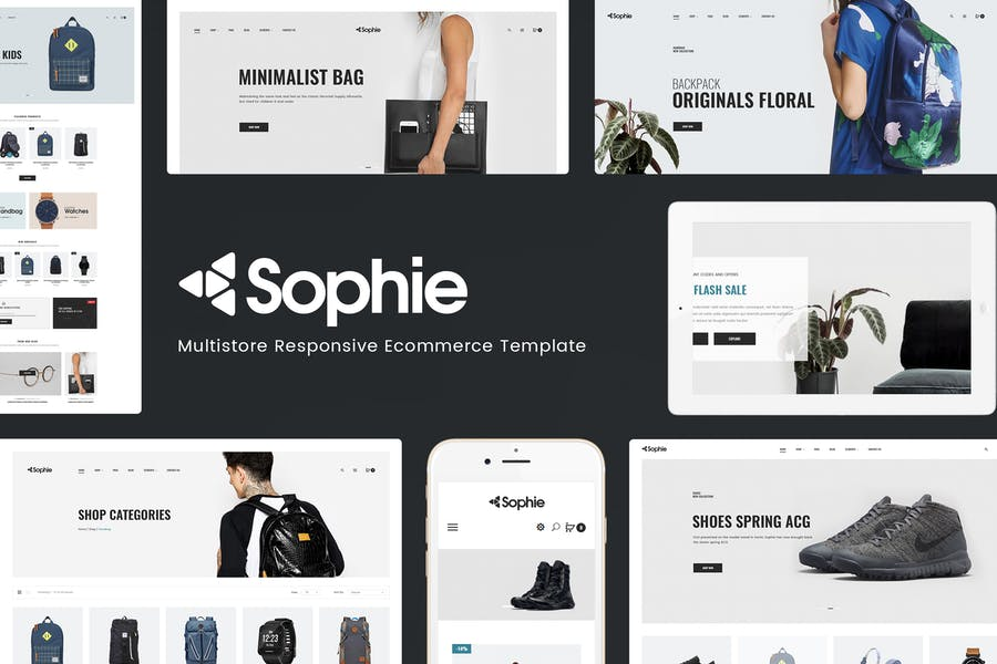 Sophie - Responsive PrestaShop Theme