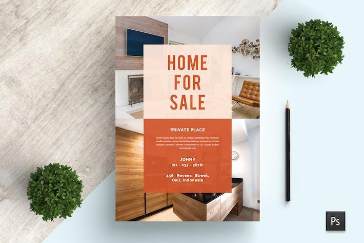 Thumbnail for Cepedak Professional Real Estate Flyer