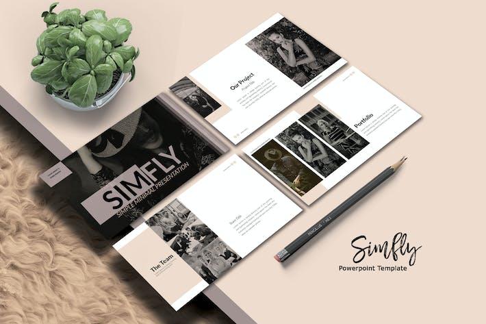 Thumbnail for Simfly Fashion - POWERPOINT