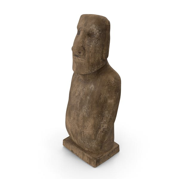 Moai Hoa Hakananai