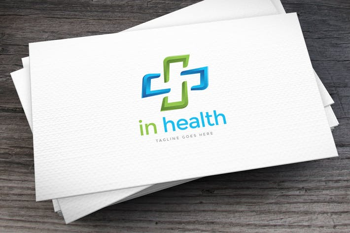 Thumbnail for In health Logo Template