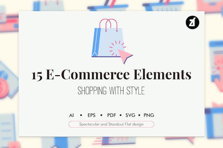 Thumbnail for 15 E-Commerce elements